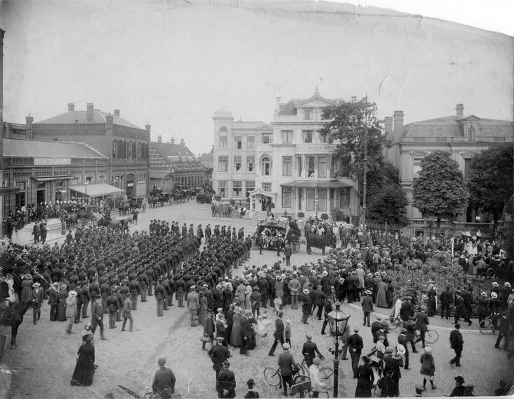 Stationsplein 1914