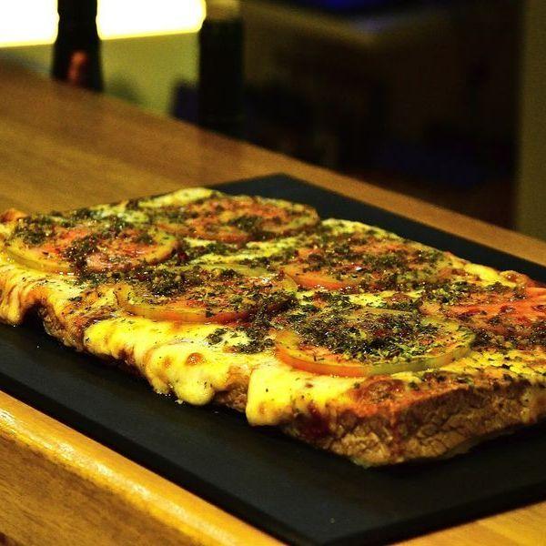 Matambre tiernizado a la Pizza