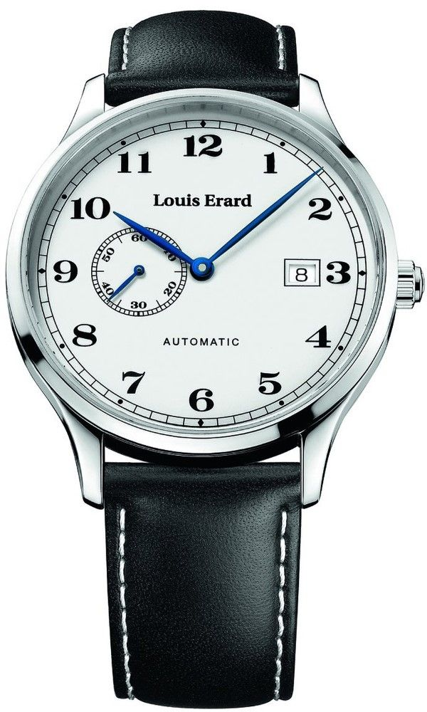 Men's watches : Louis Erard 1931 Collection Swiss Automatic Limited Edition Men's Watch 66226AA01.BVA12