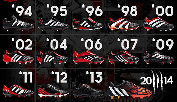 football shoe evolution - ค้นหาด้วย Google