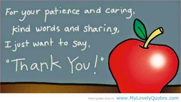 thank you teacher messages - Google Search