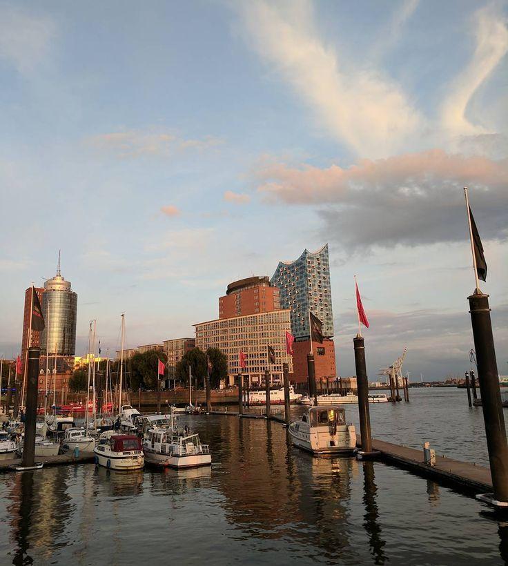 Hamburg hat wirklich Glück mit seinem neuen Wahrzeichen #elbphilharmonie