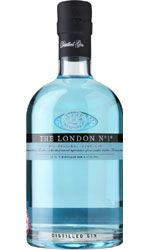 The London Gin - No1 Original Blue Gin 70cl Bottle