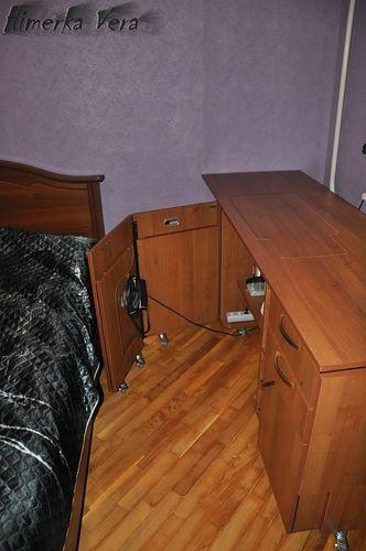 Делаем сами стол для швейной машины