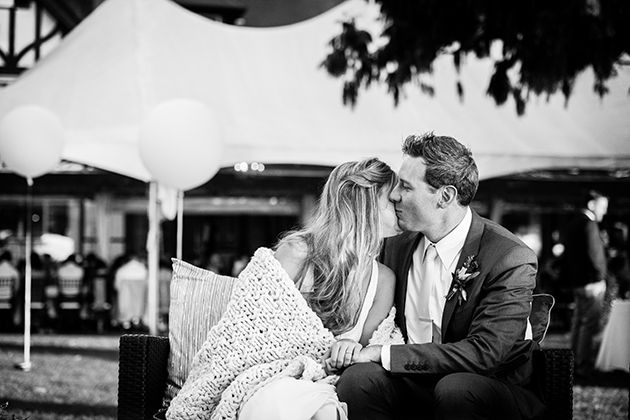 Brides: A Nautical-Themed Wedding in Vancouver, Canada