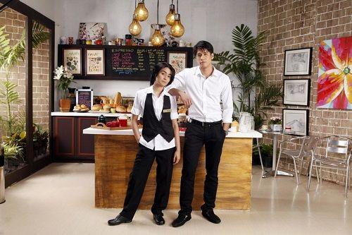 Tiệm Cafe Hoàng Tử
