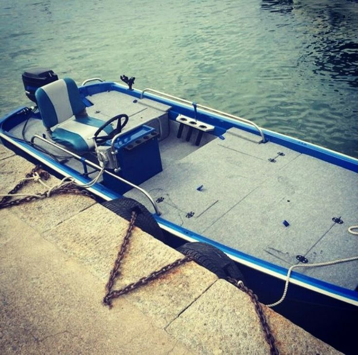 how to build a bass boat