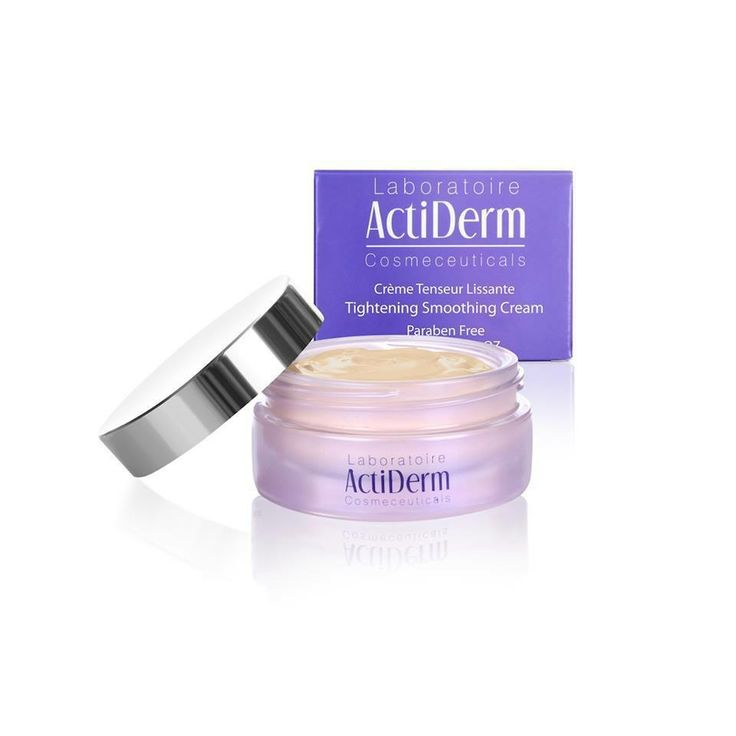 Tightening Smoothing Cream helps reduce the depth of wrinkles on the face caused by the contraction of muscles, especially in the forehead and around the eyes. This intensive treatment improves the texture of prematurely aged skin