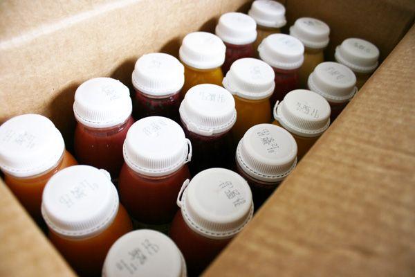 sparklyvodka.com - juice delivery arrives