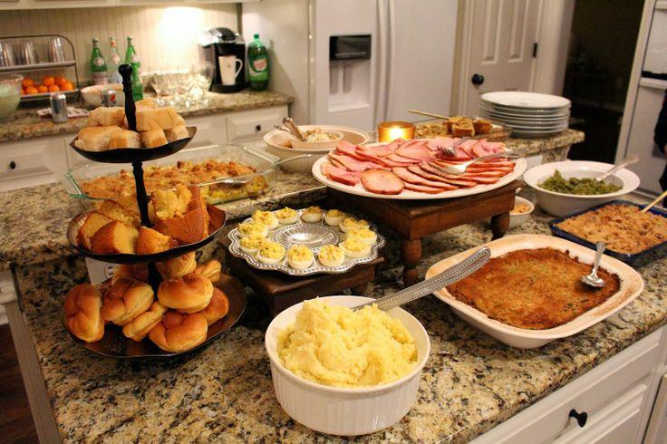 Christmas Eve Open House Food Ideas