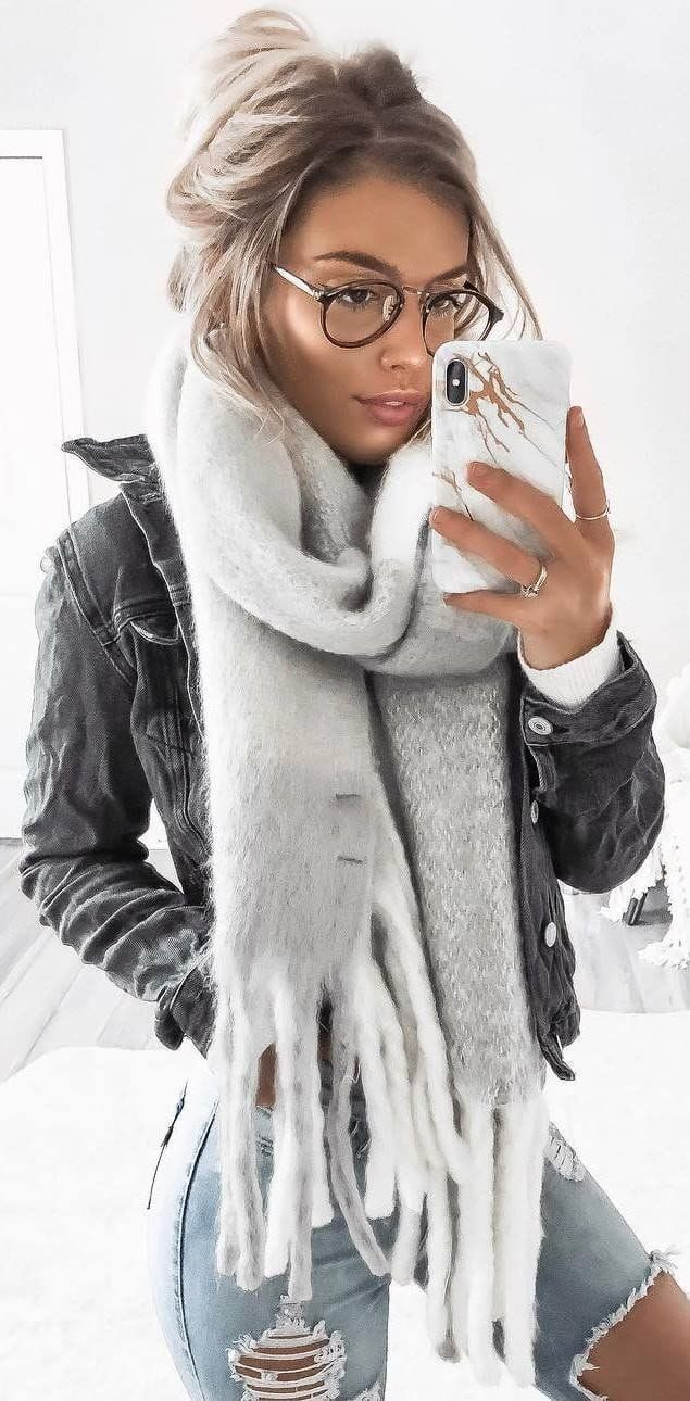 45 Cute Winter Outfits Perfect for You   07  Winter  Outfits ... 15d4df2930