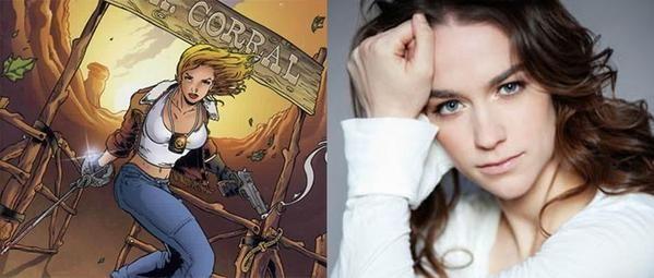 wynonna earp | Syfy va adapter la BD Wynonna Earp en série - ActuCine.com