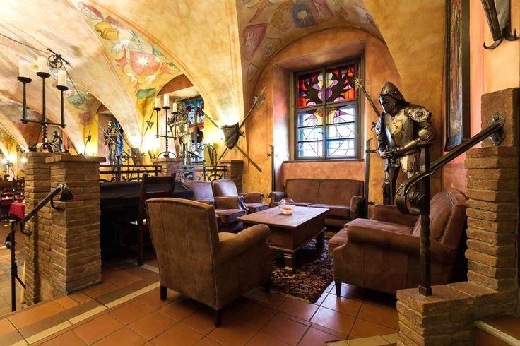 Restaurace (Hotel Kampa - Stará zbrojnice) | Sivek Hotels