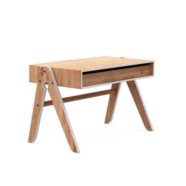 Kinder Schreibtisch Geou0027s Table Von We Do Wood Aus Dänemark. Ausgezeichnete  Gestaltung. Nachhaltig