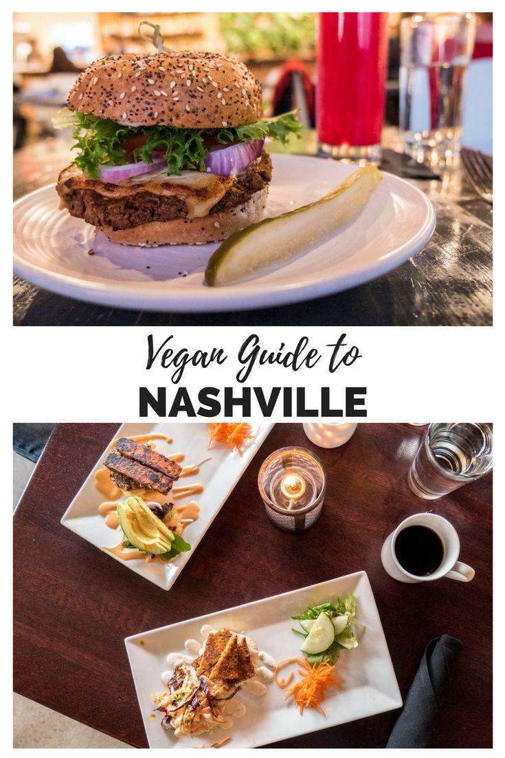 Vegan Nashville Restaurant and Travel Guide - Nashville, TN, USA