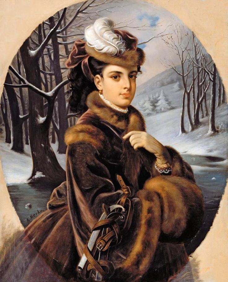 Adelina Patti (1843-1919) Karoly II Marko
