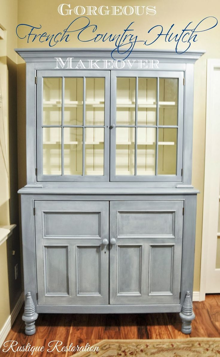 kitchen china cabinets rustique restoration gorgeous country hutch 21507