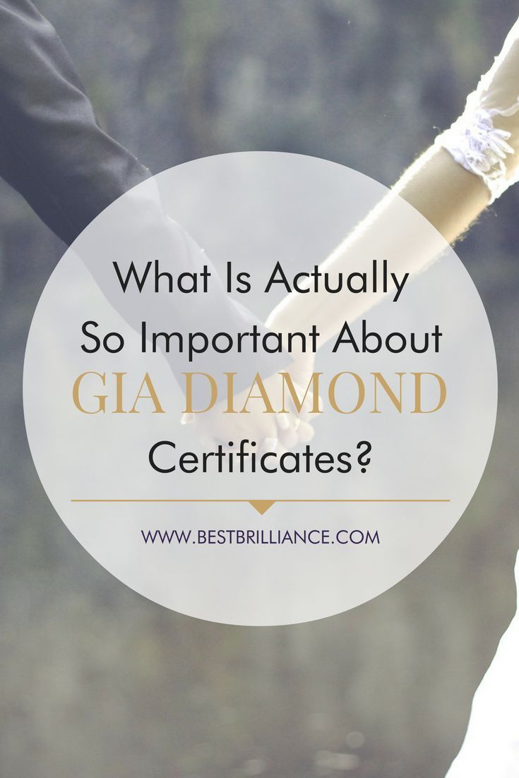 With a diamond certificate from GIA, you have the ultimate in consumer confidence that your treasured loose diamond is all that it should be, and will remain a valuable personal asset and bring you a lifetime of enjoyment. Learn more at https://bestbrilliance.com/blog/gia-certified-loose-diamonds | Diamond Buying Guide + Articles | How To Buy A Beautiful Diamond Ring