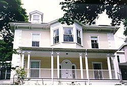 William Lloyd Garrison House, Newburyport, MA