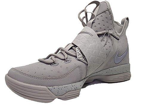 half off 37ed5 0d5b0 Nike Lebron XIV Mens Grey Basketball Shoes 95 -- Want to ...