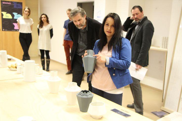 Exhibition  #BarboraŠimková #ateliér #keramika #porcelán #ceramic #porcelain #design  Barbora Šimková http://barborasimkova.tumblr.com simkova24@gmail.com https://cz.pinterest.com/simkova24/my-works/