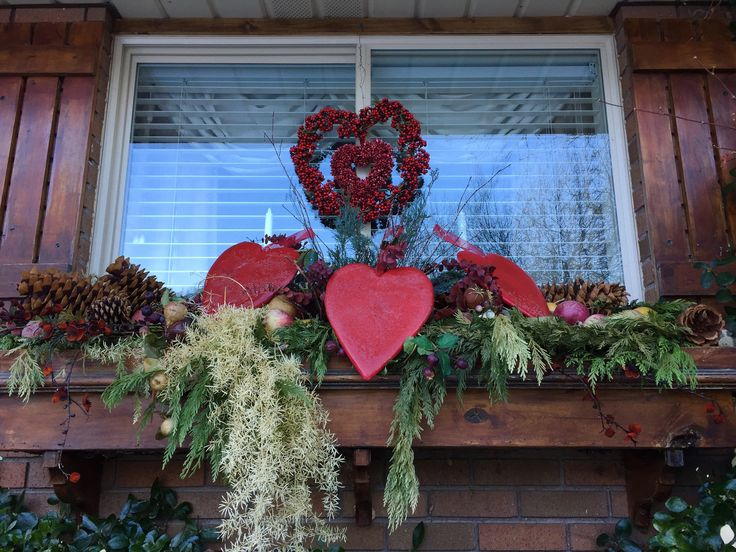 17 Best Images About Valentine Outdoor Decor On Pinterest