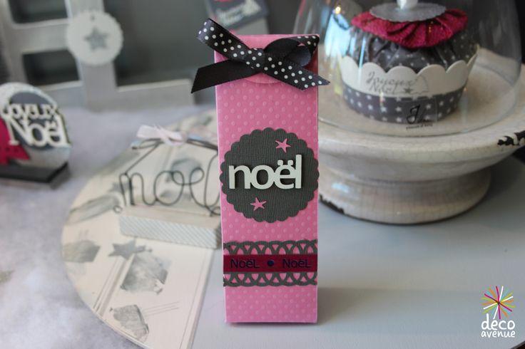 Une jolie boîte à bijoux ou à chocolat ;)