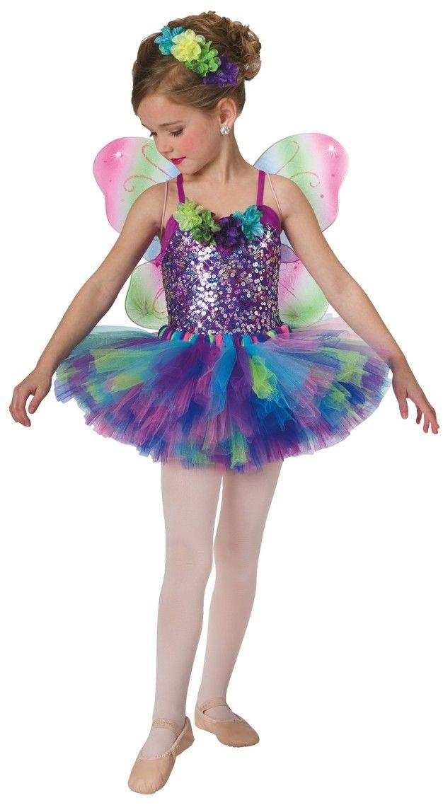 InStockDanceCostumes: Ballet Girls Costume Details