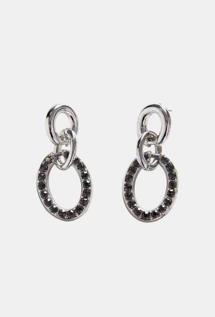 Linked earrings $19