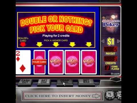 free online casino no deposit required american poker 2 online