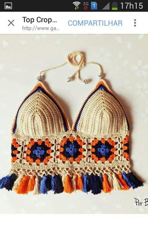 Bikini crochet inspiration