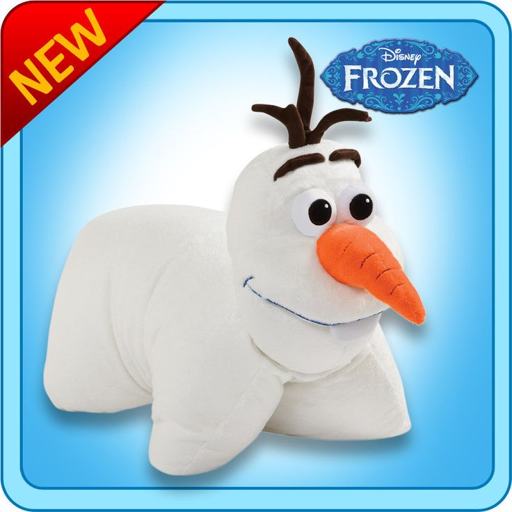 Disney's Frozen Olaf | My Pillow Pets® Canada