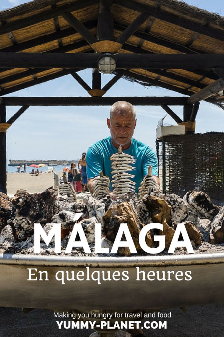 Málaga en quelques heures : quelques bonnes adresses et idées de choses à voir et à faire si vous passez quelques heures à Malaga, en Andalousie.