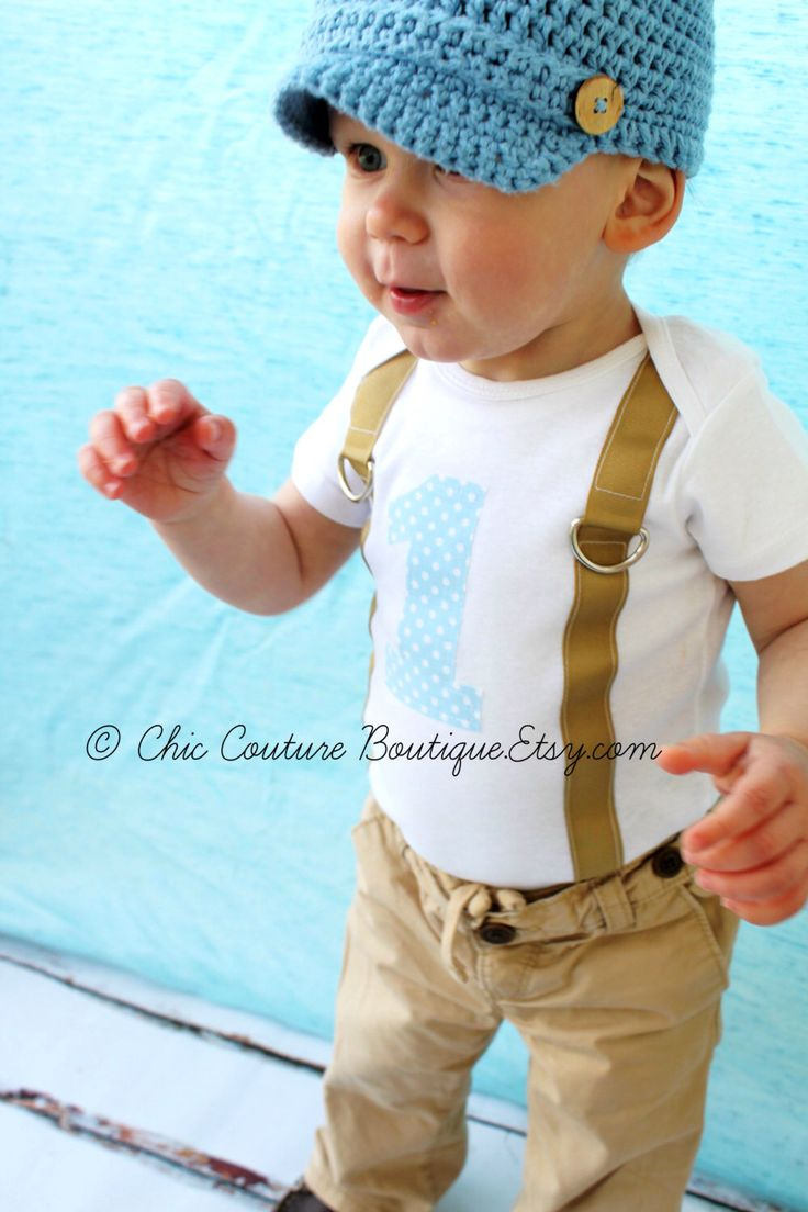 20 Cute Outfits Ideas for Baby Boys 1st Birthday Party | Babies ...