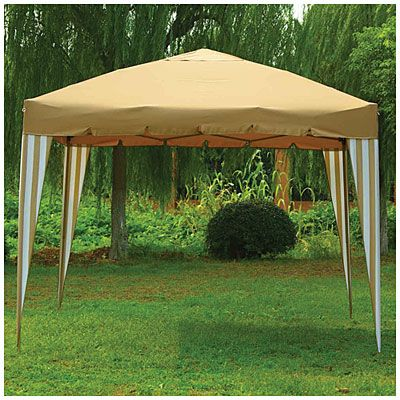 wilson and fisher 10x10 gazebo instructions