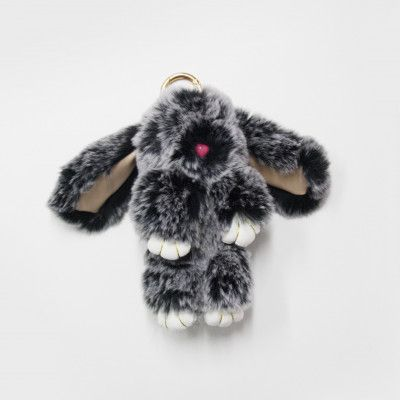 Redcurrent Grey Bunny Keyring $35.00.