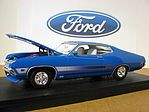 User Gallery Pictures - 1970 Ford Torino GT 2'n1 -- Plastic Model Car Kit -- 1/25 Scale -- #854099