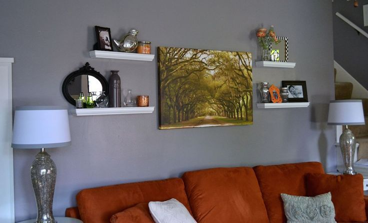 large canvas above couch – Life Is Sweet As…