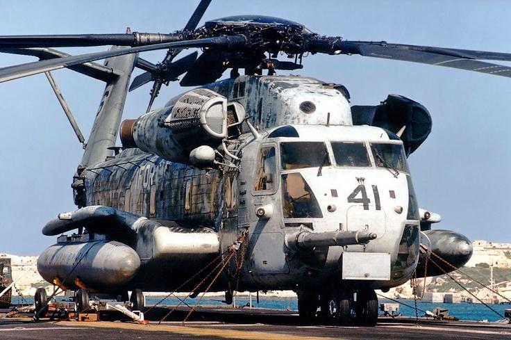 CH 53 E oki doki