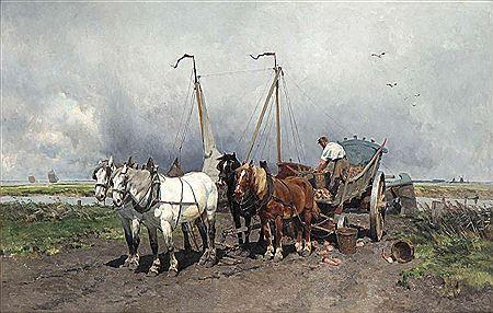 Frans Van Leemputten - Artist, Fine Art Prices, Auction Records for Frans Van Leemputten