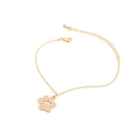 Pug Paw Bracelet (Gold / Silver)
