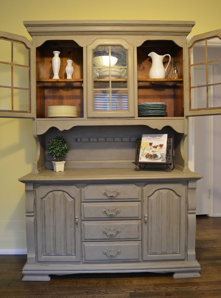 kitchen paint kitchen cabinets with chalk paint beige color teak wood material iron cookbook on kitchen hutch id=94098