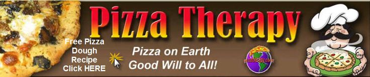 The World's Best Pizza from pizzatherapy.com
