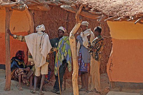 Oromo people of the Ethiopia