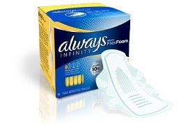Always Pads for Period Protection