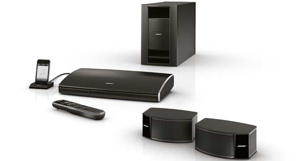 Bose Surround Sound Home Theater System