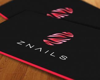 Logo Design - Z Nails