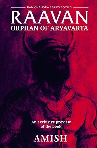 32 best books i wanna read images on pinterest books online raavan a preview orphan of aryavarta by tripathi amish fandeluxe Image collections