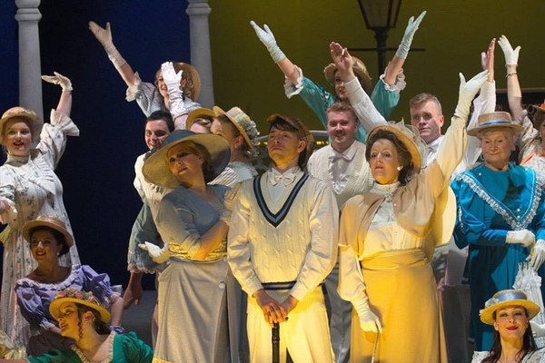 Half a Sixpence, Willenhall Musical Theatre Company, Mill