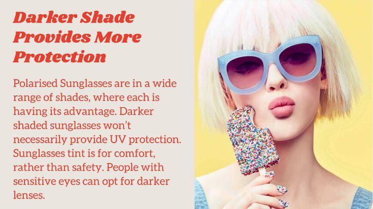 Myths about polarised sunglasses polarized sunglasses